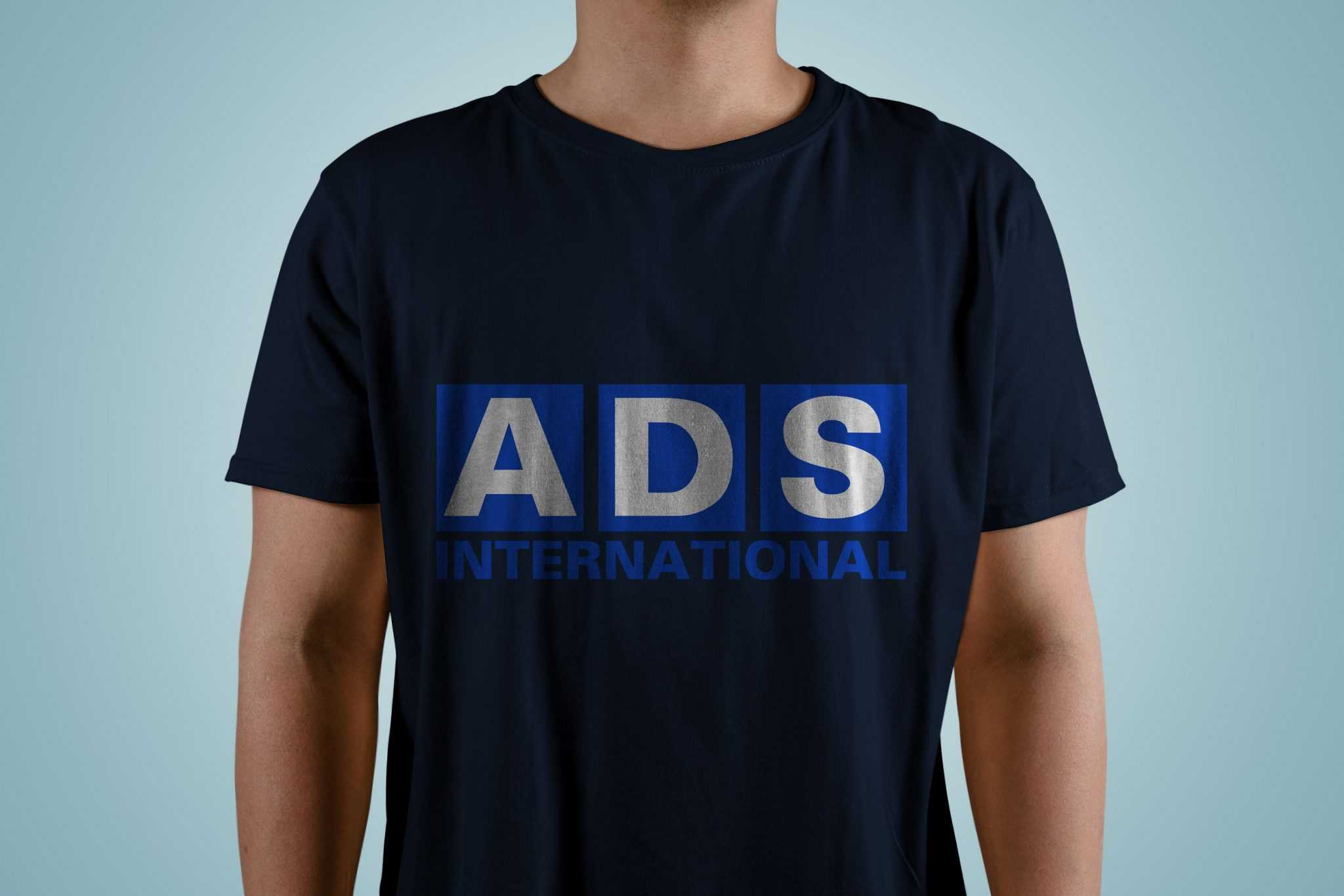 T-shirt-ADS-International
