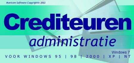 Crediteuren administratie