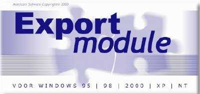 Export module ADBplus 2000 Special (remarketed)
