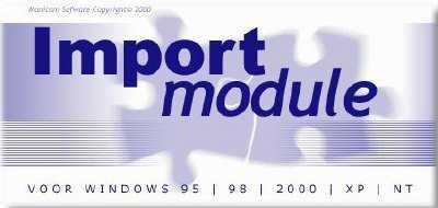 ADBplus 2000 Import module